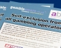 General selection: Is voluntary self-exclusion a good proxy measure for problem gambling?