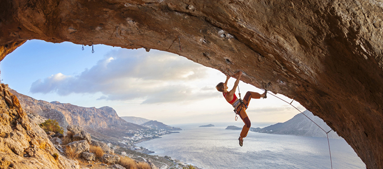 Higher And Higher A Brief Look At Rock Climbing As An